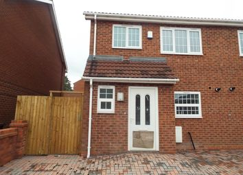 Thumbnail 3 bed semi-detached house for sale in Cypris Street, Wolverhampton