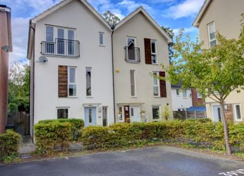 Thumbnail 4 bed town house for sale in Vulcan Drive, Bracknell