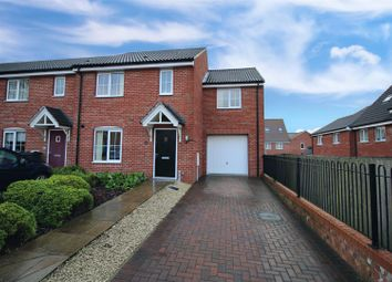 Thumbnail 4 bed semi-detached house for sale in Bull Meadow, Calverton, Nottingham