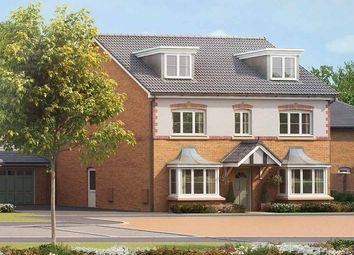 Thumbnail 5 bed detached house for sale in Gateford Park, Gateford, Worksop, Nottinghamshire