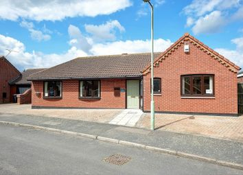 Thumbnail 3 bed detached bungalow for sale in Meadow Gardens, Beccles