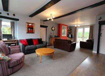 Thumbnail 3 bed detached bungalow for sale in 1, Waldon Avenue, Cheadle, Greater Manchester