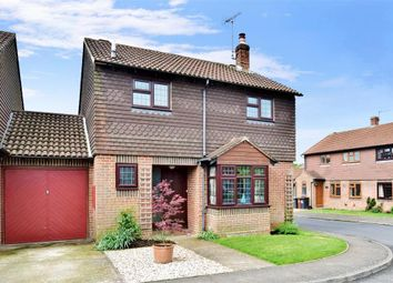 Thumbnail 3 bed link-detached house for sale in Church Marks Lane, East Hoathly, Lewes, East Sussex