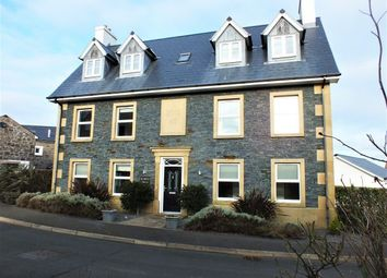 Thumbnail 5 bed detached house for sale in Scarlett House, 45 Knock Rushen, Scarlett, Castletown