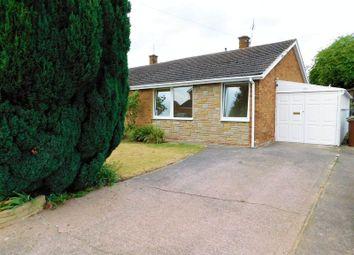 Thumbnail 2 bedroom semi-detached bungalow for sale in Lea Green, Trinity Fields, Stafford