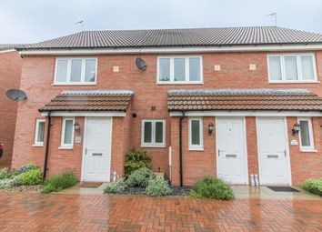 Thumbnail 2 bed terraced house for sale in Sheepcote Drive, Long Lawford