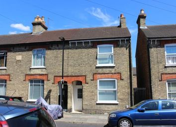 Thumbnail 3 bedroom terraced house to rent in Gladstone Street, Bedford