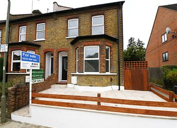 Thumbnail 4 bed end terrace house for sale in Avenue Road, North Finchley