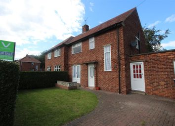 Thumbnail 3 bed semi-detached house for sale in Lyonette Road, Darlington