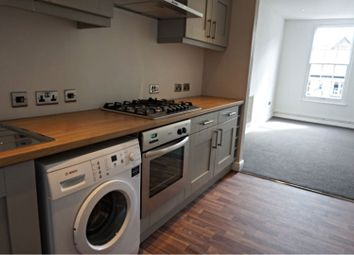 Thumbnail 2 bed flat to rent in High Street, Crickhowell
