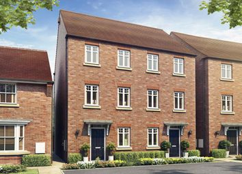 "Thumbnail 3 bed semi-detached house for sale in ""Cannington"" at Trowbridge Road, Westbury"
