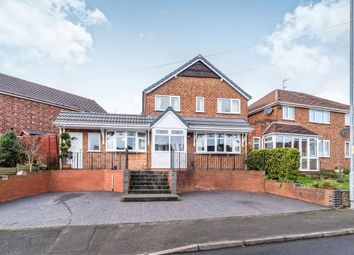 Thumbnail 3 bed detached house for sale in Stonehurst Road, Great Barr, Birmingham