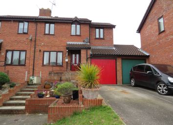 Thumbnail 4 bedroom semi-detached house for sale in Surrey Close, Framlingham, Woodbridge