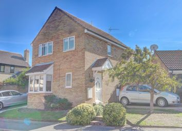 Thumbnail 3 bed detached house for sale in Cob Place, Godmanchester, Huntingdon