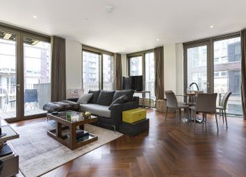 Thumbnail 2 bed flat for sale in Capital Building, Embassy Gardens, Nine Elms Vauxhall, London