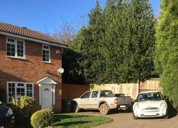 Thumbnail 2 bed semi-detached house for sale in Loughshaw, Wilnecote, Tamworth, Staffs