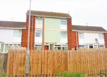 Thumbnail 5 bedroom terraced house for sale in Lynmouth Close, Hull