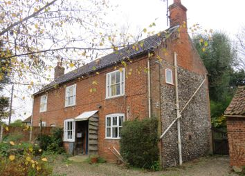 Thumbnail 3 bedroom cottage for sale in Marestail Cottages, The Street, Brinton, Melton Constable, Norfolk