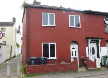 Thumbnail 3 bed end terrace house for sale in St. Peters Plain, Great Yarmouth, Norfolk