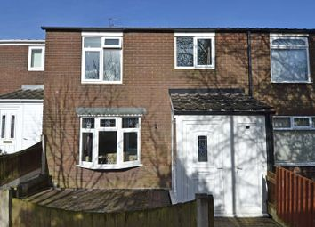 Thumbnail 3 bedroom terraced house for sale in Bishop Close, Rubery/Rednal, Birmingham