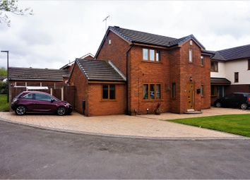 Thumbnail 4 bedroom detached house for sale in Lealholme Avenue, Wigan