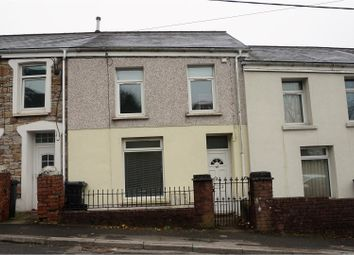 Thumbnail 3 bed terraced house for sale in High Street, Caeharris