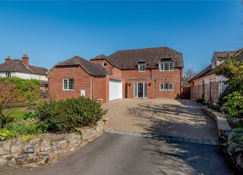 Thumbnail 4 bed detached house for sale in Shrewsbury Road, Church Stretton, Shropshire
