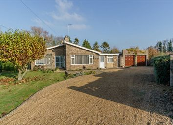Thumbnail 3 bed detached bungalow for sale in Causeway Road, Broughton, Huntingdon