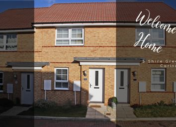 Thumbnail 2 bed terraced house for sale in Shire Green, Carlton, Goole