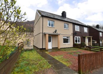 Thumbnail 3 bedroom semi-detached house for sale in Lovat Road, Kinlochleven