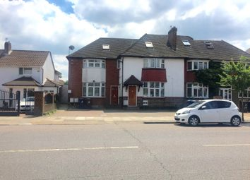 Thumbnail 3 bed flat to rent in Norwood Road, Norwood Green, Southall
