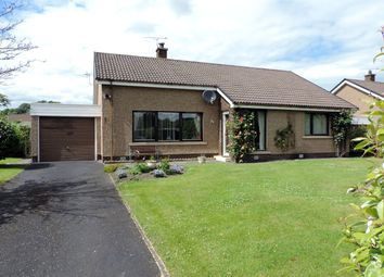 Thumbnail 3 bed detached bungalow for sale in Tweedsyde Park, Kelso