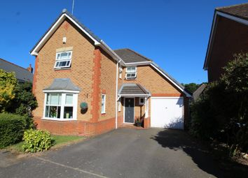 Thumbnail 4 bed detached house for sale in Ashfield Avenue, Coventry