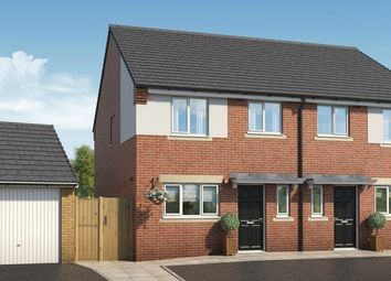 "Thumbnail 3 bedroom property for sale in ""The Larch At The Pinders"" at Coach Road, Throckley, Newcastle Upon Tyne"