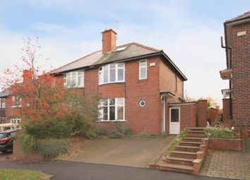 Thumbnail 3 bed semi-detached house for sale in Hollythorpe Road, Sheffield, South Yorkshire