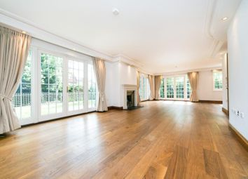 Thumbnail 5 bed flat to rent in Frognal, London