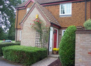 Thumbnail 2 bedroom terraced house to rent in Savory Walk, Binfield, Bracknell