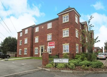 Thumbnail 2 bed flat for sale in Charles Hayward Drive, Sedgley, Wolverhampton