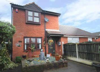 Thumbnail 3 bedroom semi-detached house for sale in Bewcastle Road, Arnold, Nottingham