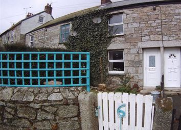 Thumbnail 1 bed terraced house to rent in Mabe Burnthouse, Penryn