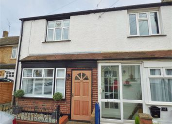 Thumbnail 3 bed semi-detached house for sale in Plantation Road, Hextable, Swanley