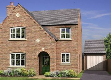 Thumbnail 4 bed detached house for sale in Two Gates, Tamworth