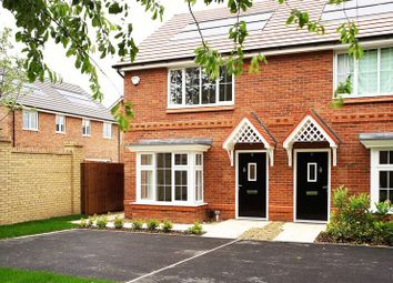 Thumbnail 3 bed semi-detached house to rent in Seaford Drive, Stockport