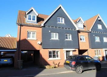 Thumbnail 5 bed semi-detached house for sale in Meadow Crescent, Purdis Farm, Ipswich