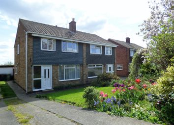 Thumbnail 3 bed semi-detached house for sale in Holmsley Lane, Woodlesford