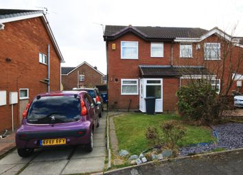 Thumbnail 3 bed semi-detached house for sale in Heron Drive, Wigan