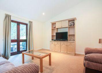 Thumbnail 2 bed end terrace house to rent in Longcross Road, Longcross, Chertsey