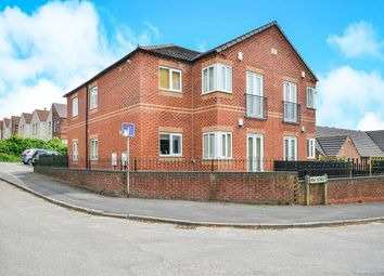 Thumbnail 2 bed flat for sale in Pasture Lane, Hilcote, Alfreton