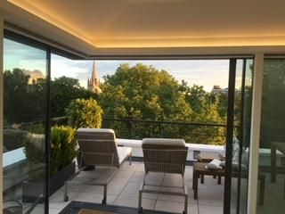 Thumbnail 2 bed flat for sale in Stanley Crescent, Notting Hill
