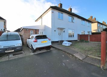 Thumbnail 3 bed semi-detached house for sale in Bramhall Road, Nottingham